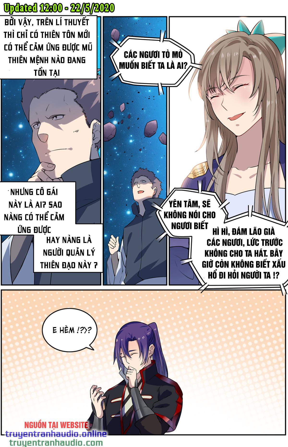 Bách Luyện Thành Thần chap 568 - Trang 7