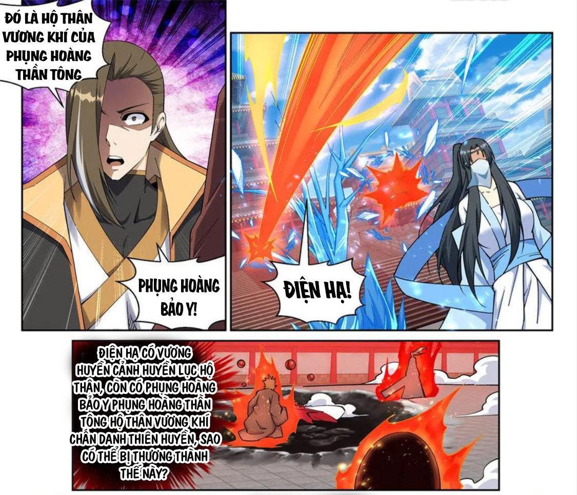Nghịch Thiên Tà Thần chap 206 - Trang 12
