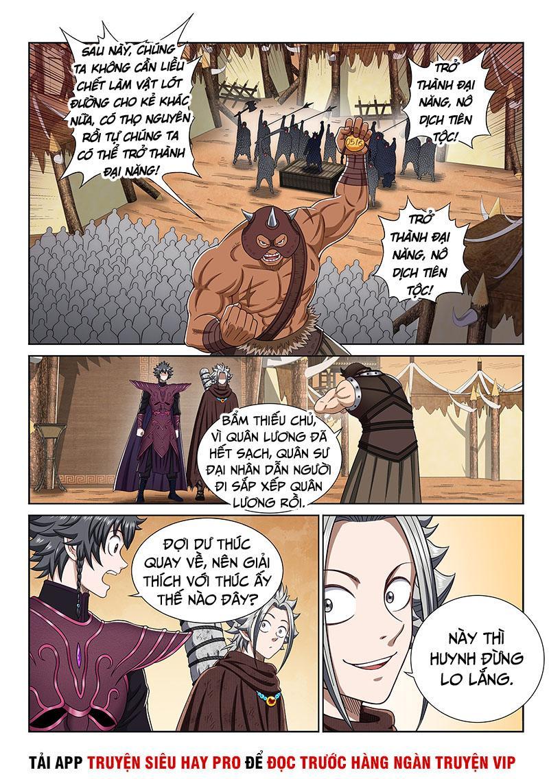 Ta Là Đại Thần Tiên chap 315 - Trang 4