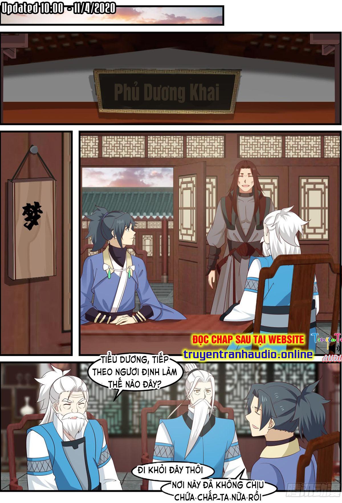 Võ Luyện Đỉnh Phong chap 512 - Trang 4