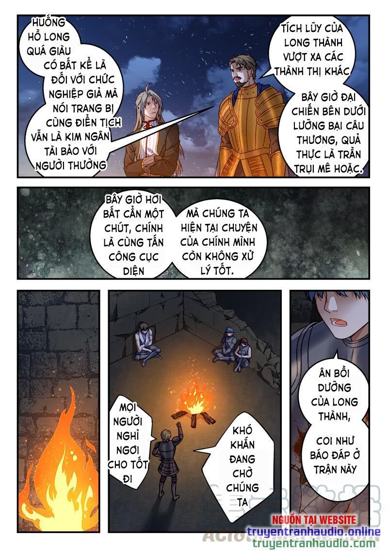 Trước Kia Có Tòa Linh Kiếm Sơn chap 505 - Trang 6