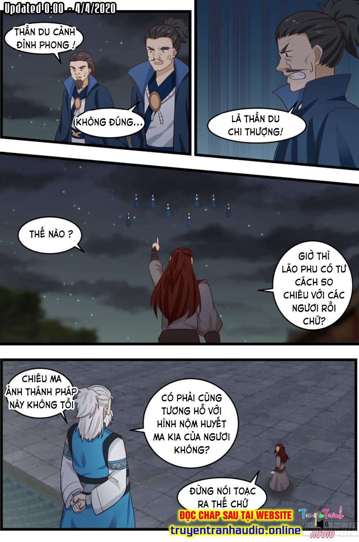 Võ Luyện Đỉnh Phong chap 505 - Trang 6