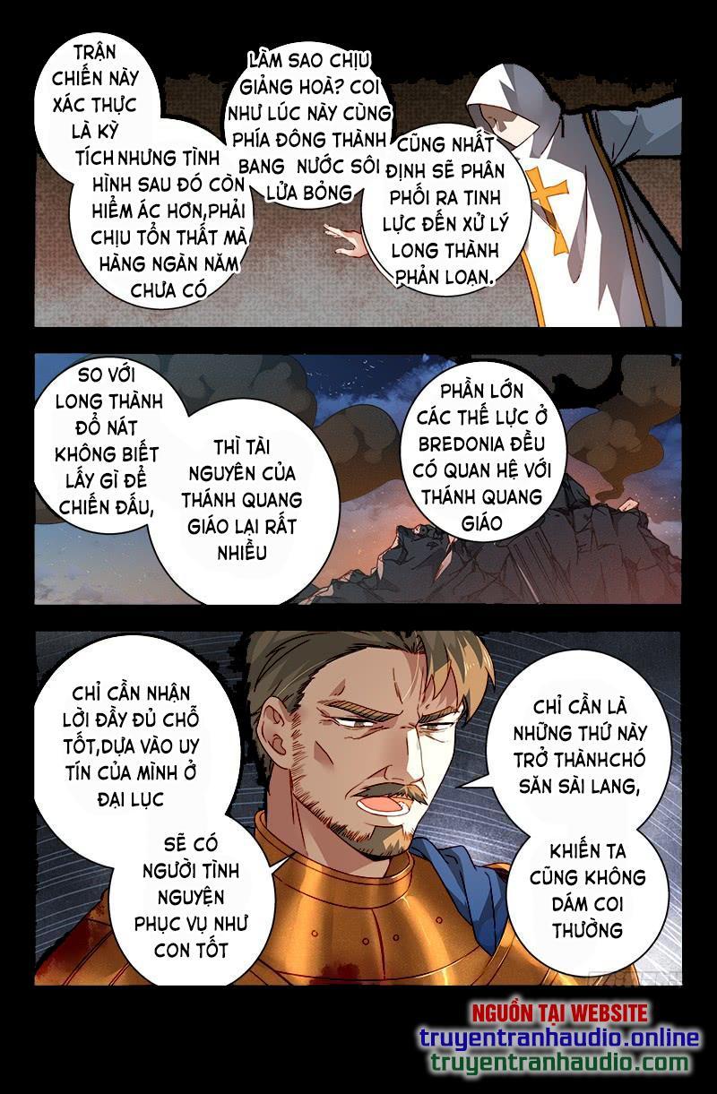 Trước Kia Có Tòa Linh Kiếm Sơn chap 505 - Trang 5